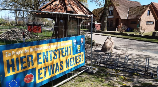 Ortsmitte – Gemeinde Seedorf